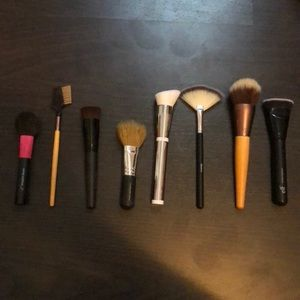 Lot of Makeup Brushes - Elf Morphe bareMinerals It